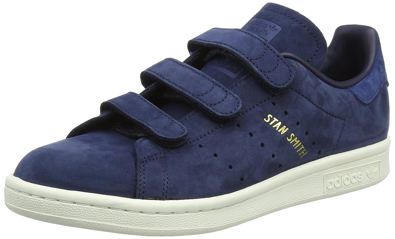 Bleu (Tinley   Tinley   Indnob 000) adidas Stan Smith CF W, Chaussures de Gymnastique Femme 36 EU