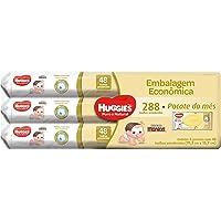 Lenços Umedecidos Huggies Pome, Pacote de 48 toalhas, 6 Pacotes