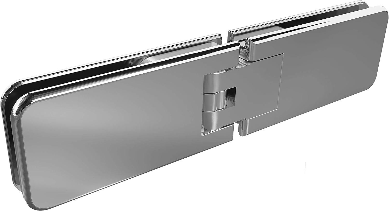 KL®megla Classic Vario - Bisagra para puerta de ducha, cristal de ...