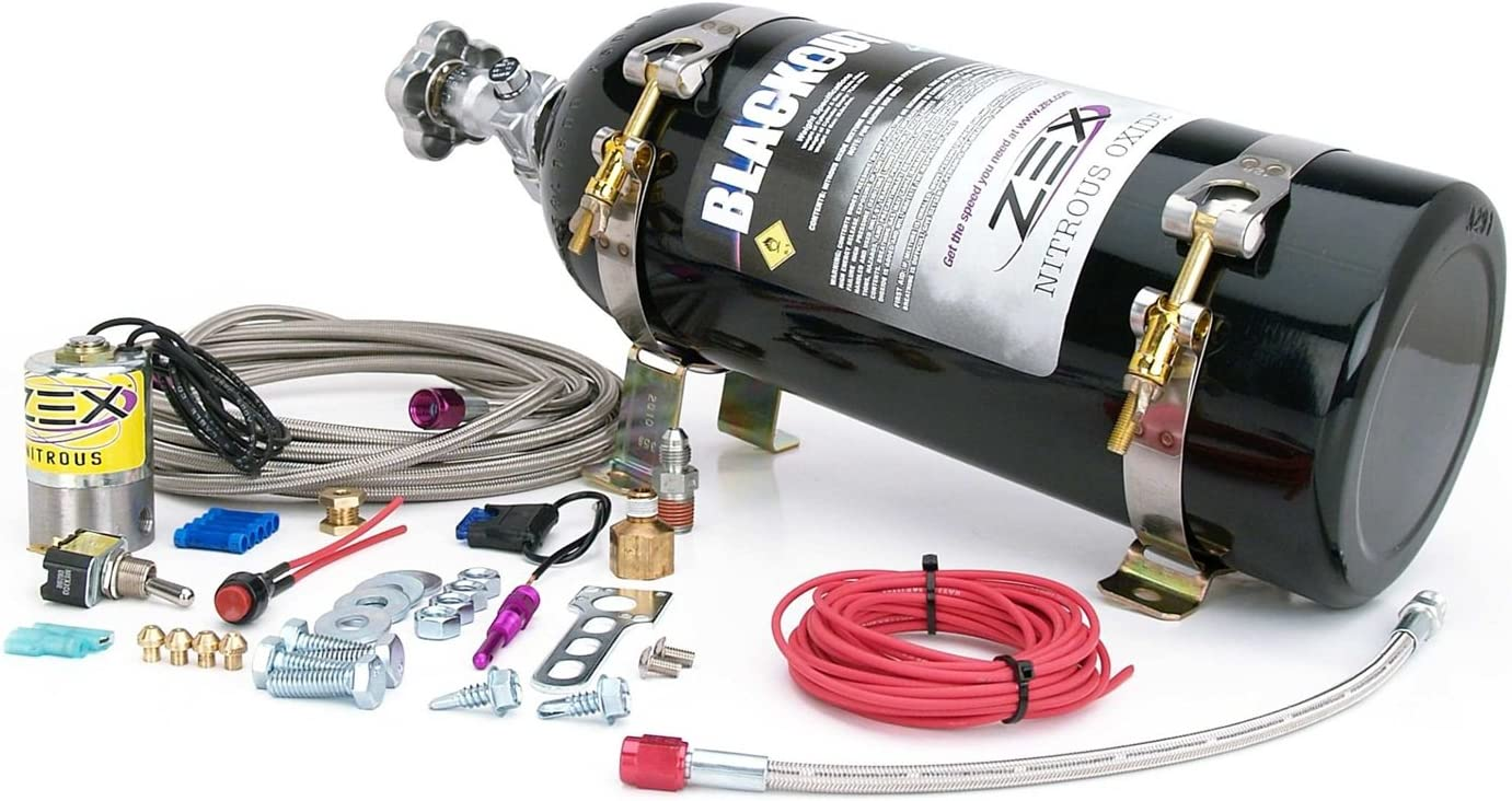[SCHEMATICS_49CH]  Amazon.com: ZEX Nitrous 82357 Safe Shot Nitrous System: Automotive | Zex Dry Nitrous Kit Wiring Diagram |  | Amazon.com