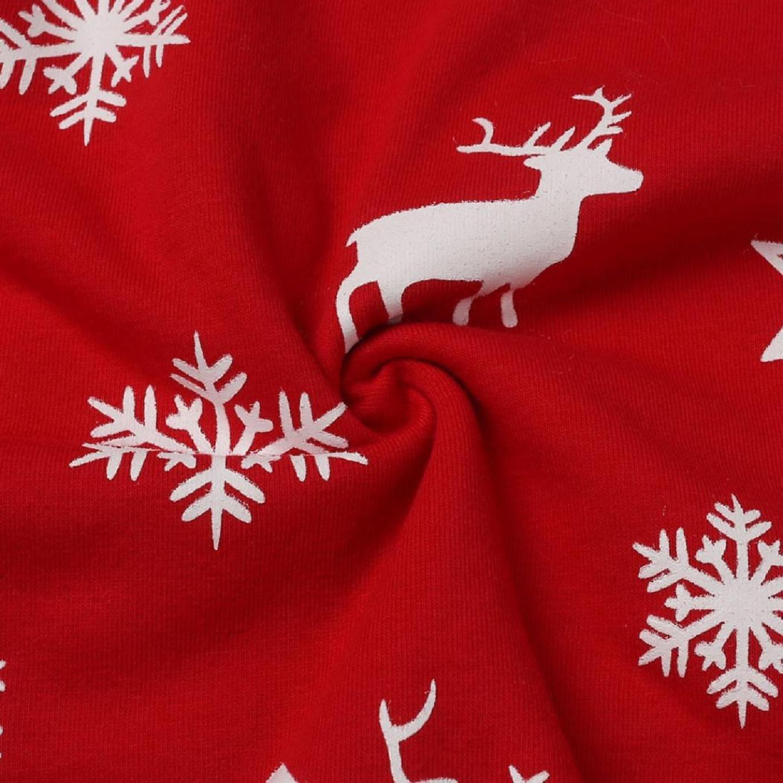 Juego de ropa de bebé, ppbuy recién nacidos Niñas Niños Navidad ciervos impresión Pelele pijama trajes: Amazon.es: Oficina y papelería