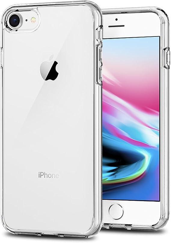 Funda TPU slim iPhone 7 - 8 transparente