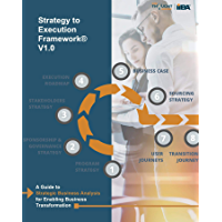Strategy to Execution Framework: A guide to strategic business analysis for enabling business transformation.