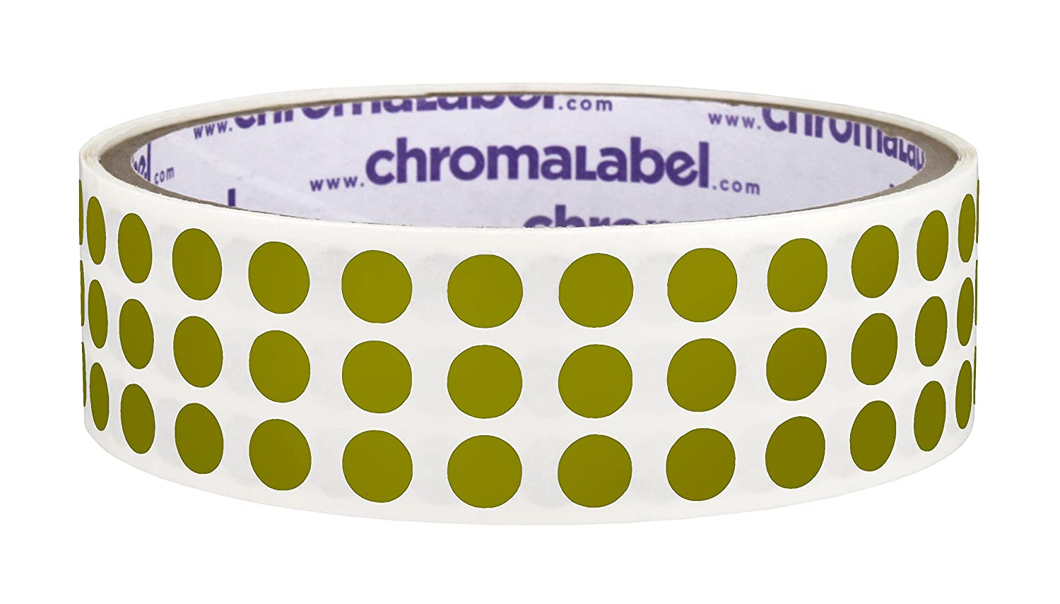 Olive Color Code Amazon.com : ChromaLabel 1-4 inch Color-Code Dot Labels | 1, 000-Roll (Olive)  : Office Products