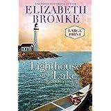 Lighthouse on the Lake: A Birch Harbor Novel (LARGE PRINT)