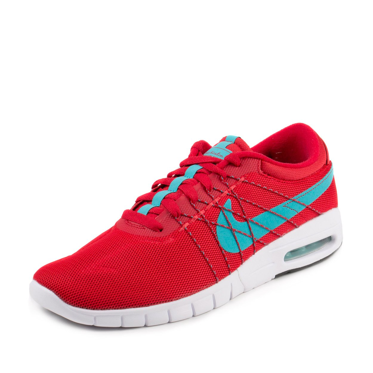 NIKE Men's SB Koston Max Skate Shoes… B002YT83MC 6|University Red/Omega Blue-white