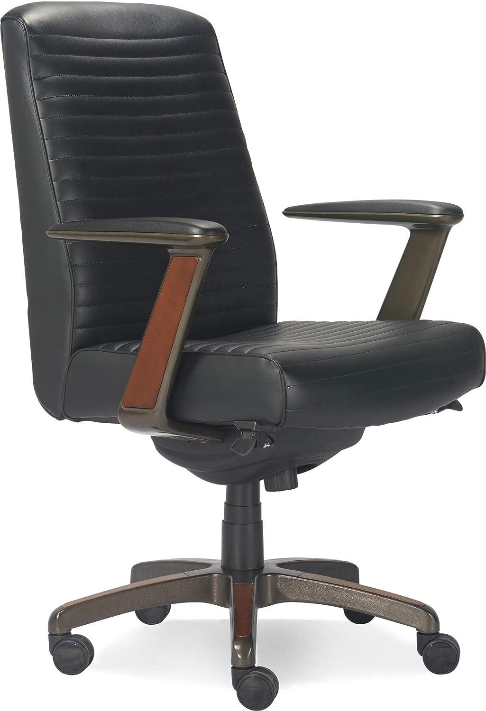 La-Z-Boy Emerson Office Chair, Black