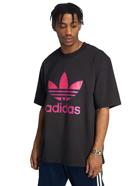 adidas Originals Hombres Camisetas Trefoil