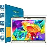PREMYO verre trempé Galaxy Tab S 10.5. Film protection Samsung Galaxy Tab S 10.5 avec un degré de dureté de 9H et des angles arrondis 2,5D. Protection écran Tab S 10.5