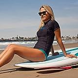 O'Neill Women's Basic 50+ Skins Short Sleeve Rash