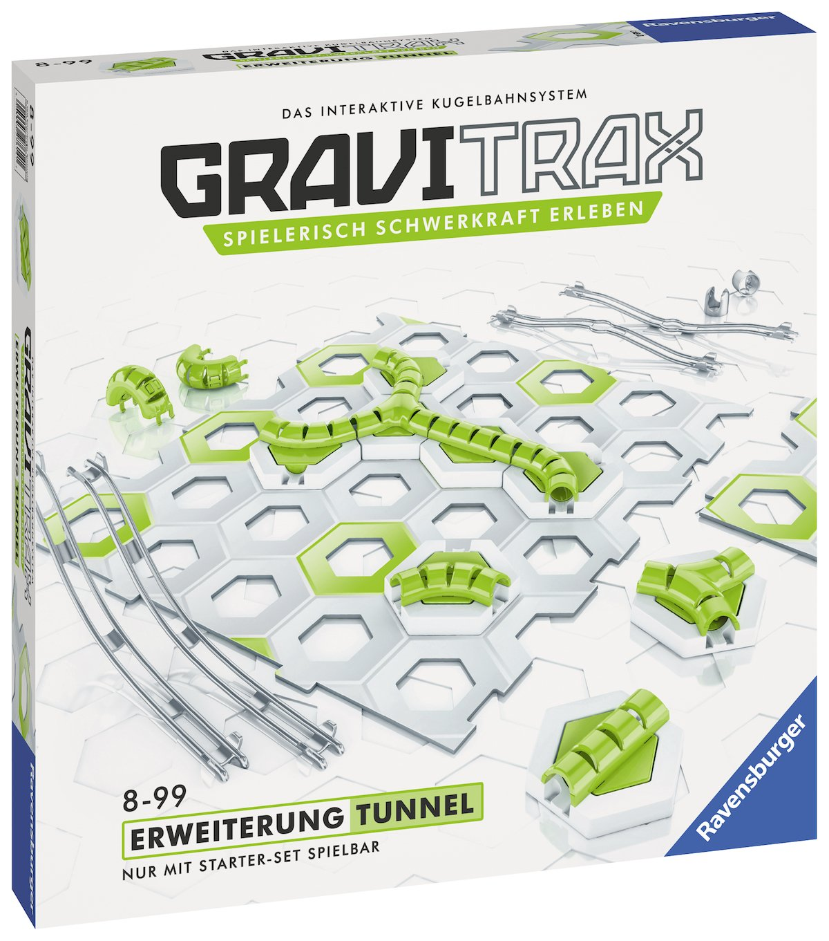 GraviTrax 27614 Tunnel Spielzeug, bunt Ravensburger Spielverlag