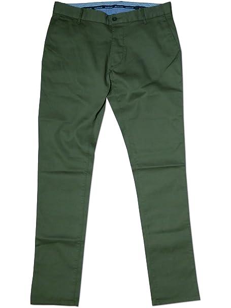 big sale 14323 4bde1 Pantaloni Armani Jeans verde Slim Fit taglia 48: Amazon.it ...