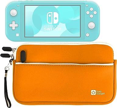 DURAGADGET Funda De Neopreno Naranja Compatible con Nintendo ...