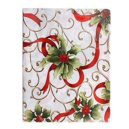 Amazon Com Gosear Christmas Table Decorations Christmas Table