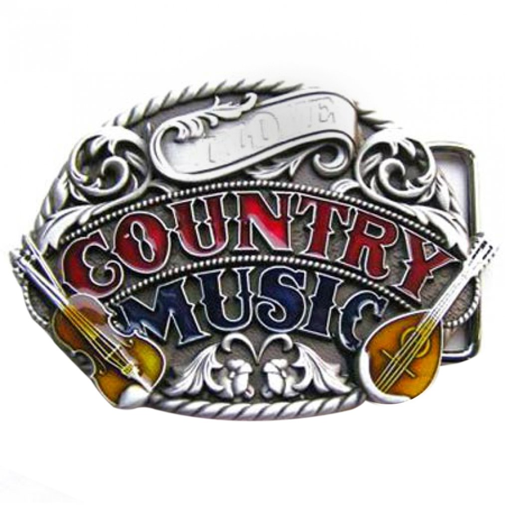 Buckle Country Music, Western - Buckle Piratenladen