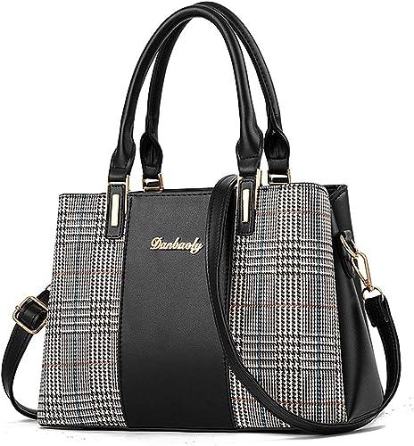 Amazon.com: Bolsos de mano para mujer, bolso de hombro ...