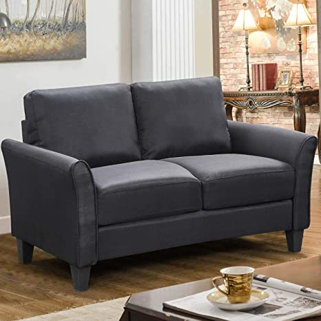 Pleasant Amazon Com Knocbel Upholstered Comfort Sofa Couch Soft Gmtry Best Dining Table And Chair Ideas Images Gmtryco