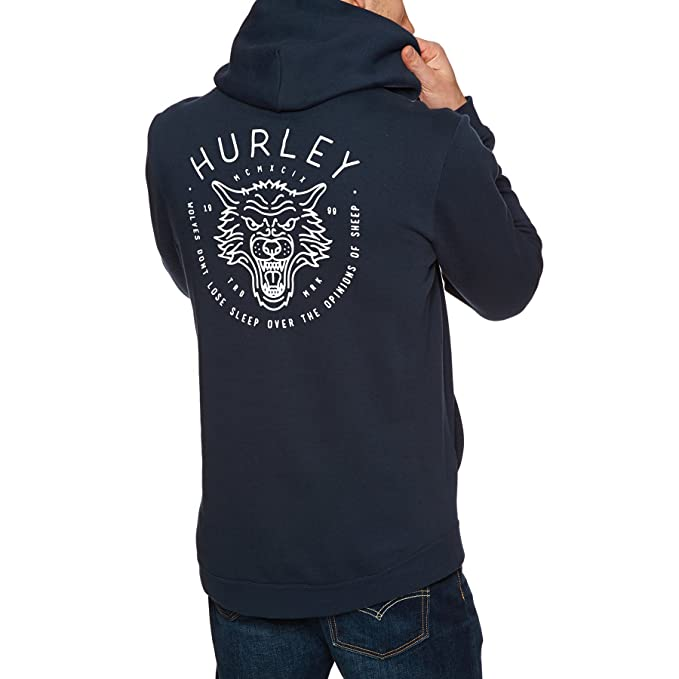 Hurley - Sudadera con Capucha - para Hombre: Amazon.es: Ropa y accesorios