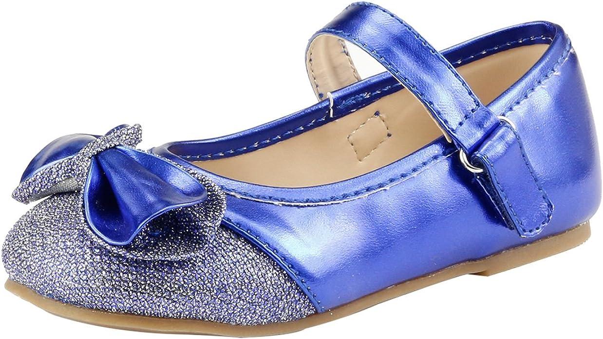 Toddler Sz 10 Girls Dress Shoes Glitter