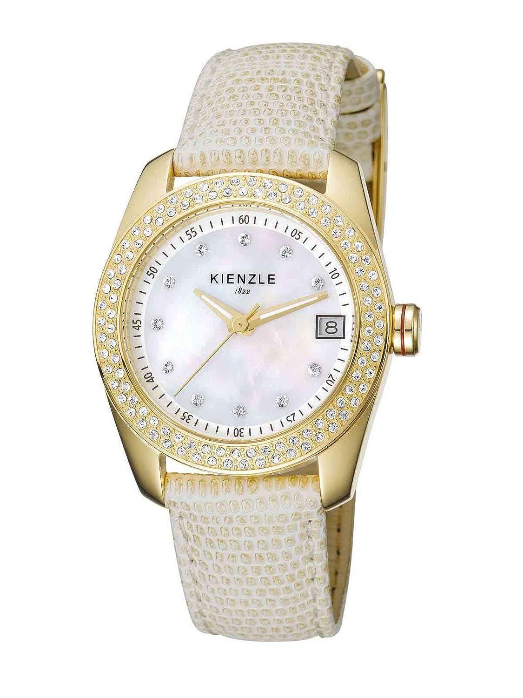 Kienzle Damen-Armbanduhr XS Analog Leder K3032024041