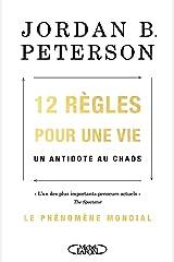 12 règles pour une vie (French Edition) Kindle Edition