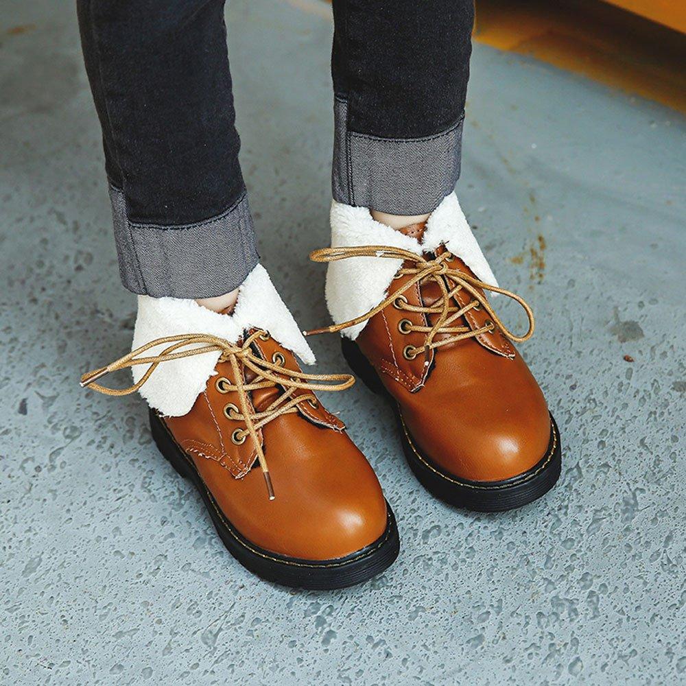 ❤ Zapatos Bebe niña Martin,Niño pequeño Niños Niñas Sneaker Botas cálidas Niños Zapatos Casuales de bebé Absolute: Amazon.es: Ropa y accesorios