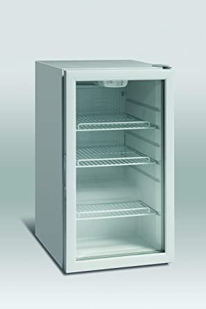 Scandomestic DKS122 - Minibar, Nevera pequeña para bebidas, 110 L ...