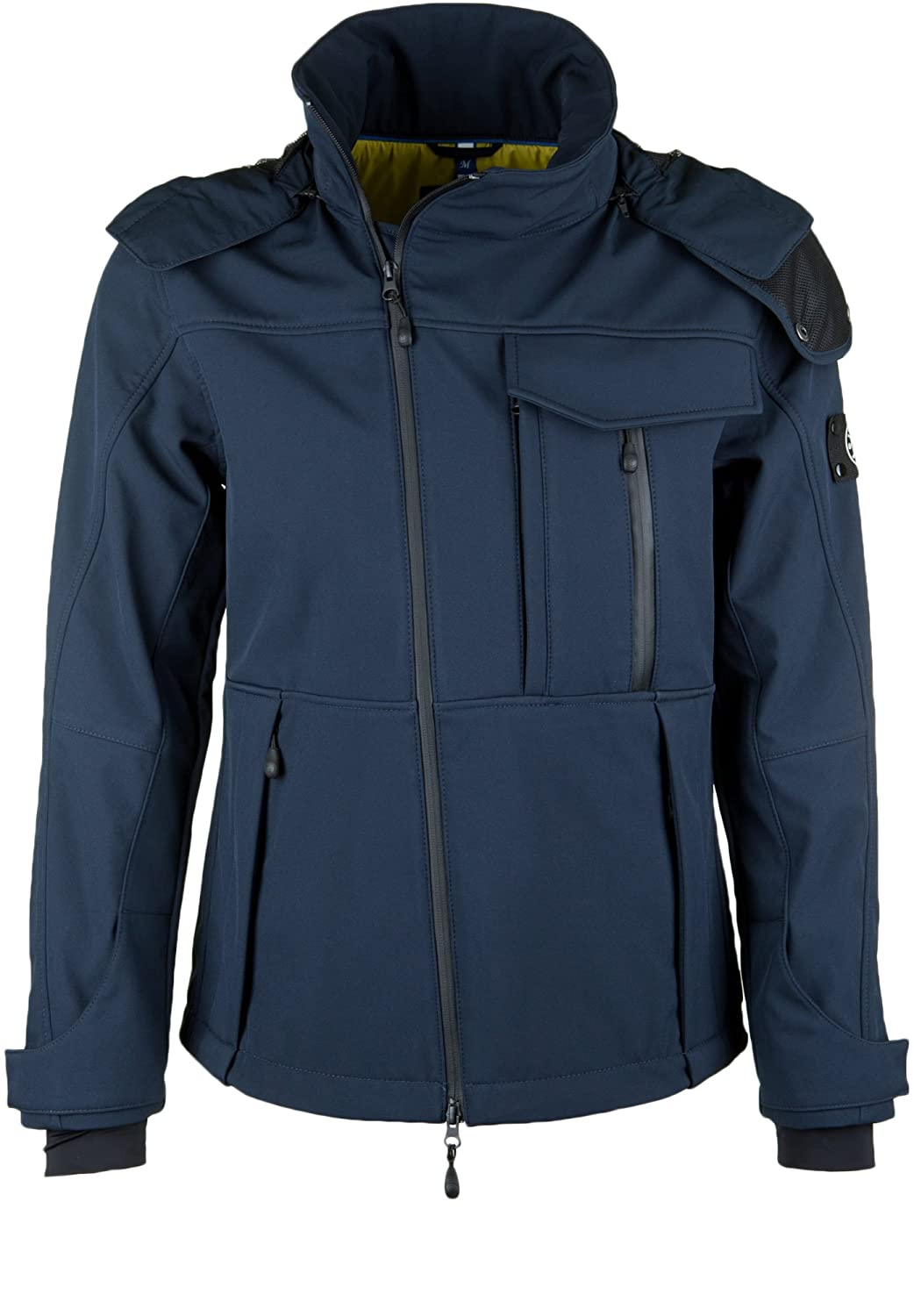 SAILORS & BRIDES Herren Softshelljacke SKIPPER