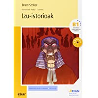 Izu-Istorioak (+CD audioa): Arian B1. Irakurgaiak (Arian irakurgaiak)
