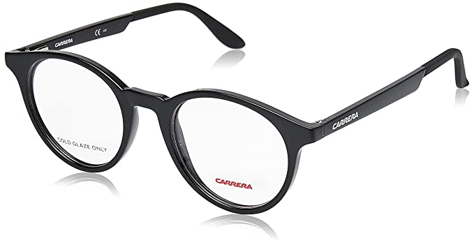 da628a9fe2e Amazon.com  Carrera Ca 5544 Eyeglass Frames CA5544-0D28-4820 - Shiny ...
