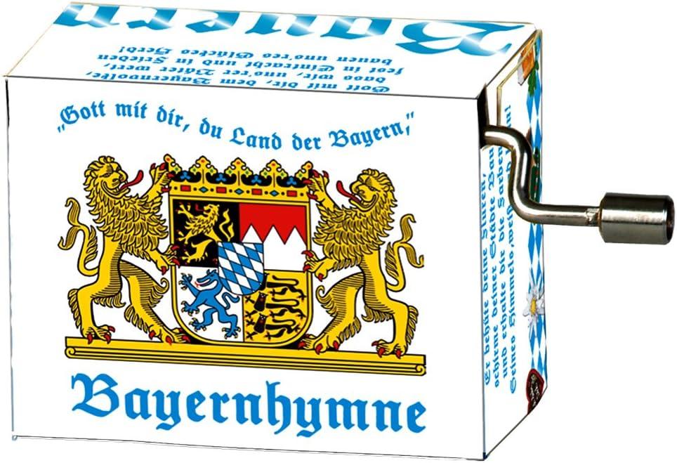/99151/ Fridolin/ /Nationalhymne der Bayern /Spieluhr/