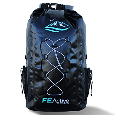 FE Active - 30L Eco-Friendly Waterproof Dry Bag Backpack