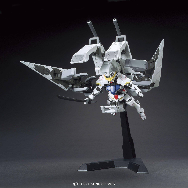 1//144 Scale Bluefin Distribution Toys BAN201891 Bandai Hobby HG Gundam Barbatos /& Long Distance Transport Booster Gundam IBO Building Kit