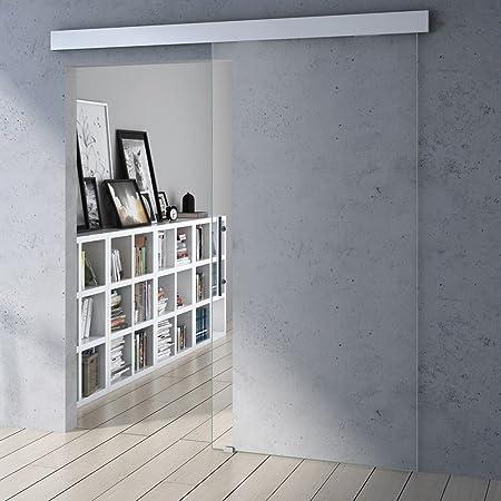 durovin 900mm safety glass interior sliding door include hardware