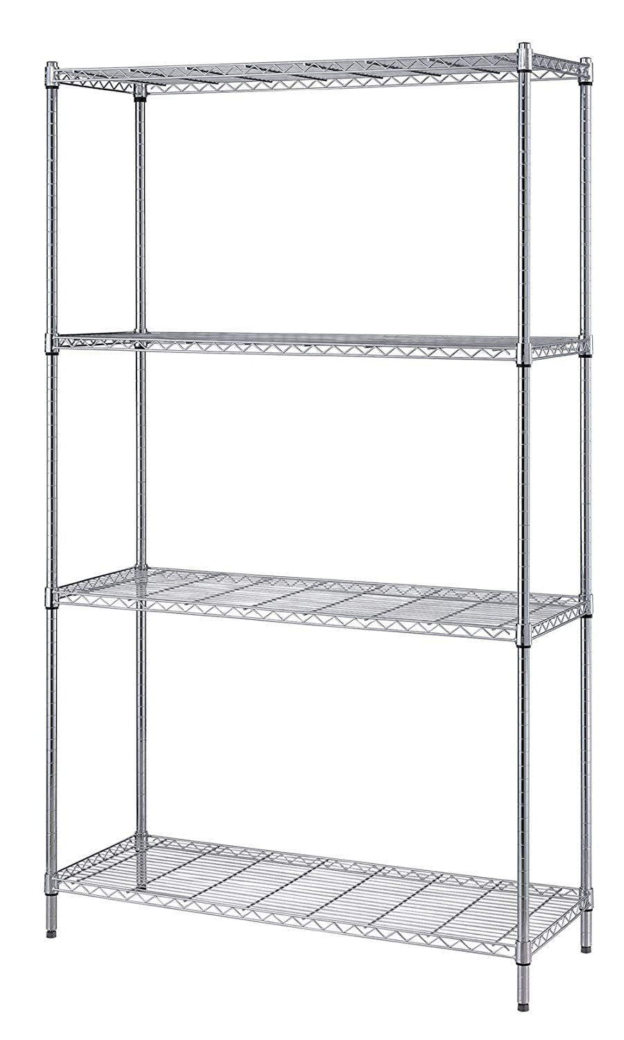 Amazon.com: Quantum Storage Systems RWR72-1830LD 4-Tier Wire ...