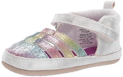 f9259db9625 Ro + Me by Robeez Girls  Sandal Crib Shoe