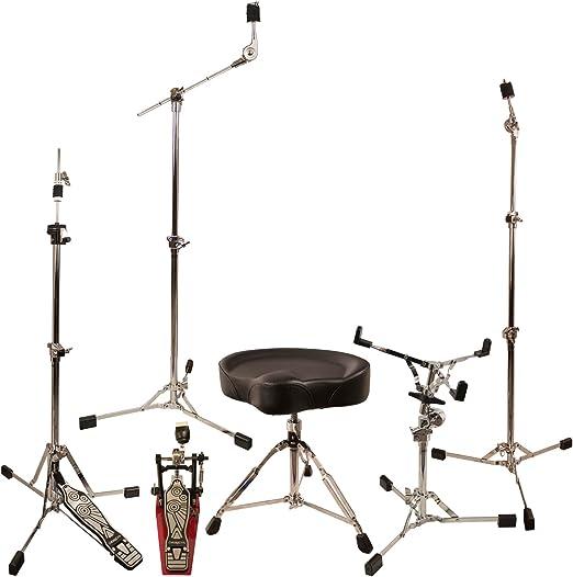 CC-RS-740 ChromaCast Retro Series Flat Bottom Cymbal Boom Stand