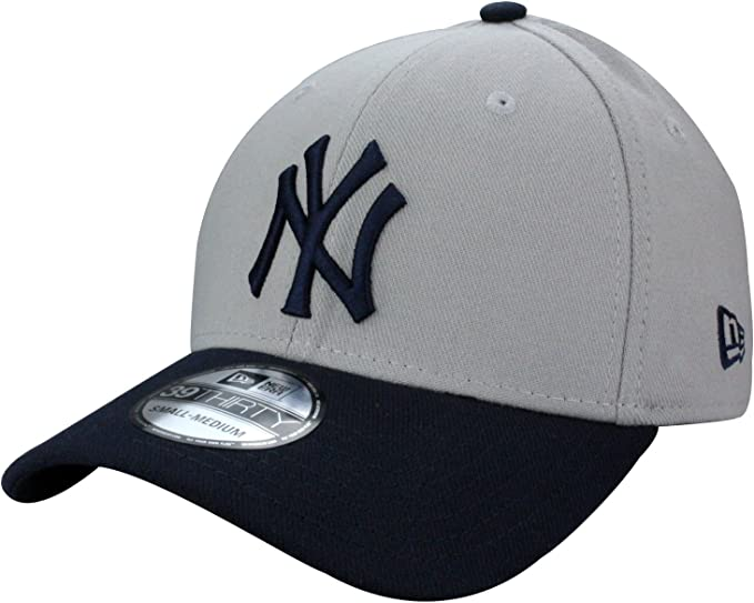 Gorra New York Yankees, Atlanta Braves, LA Dodgers, visera curvada ...