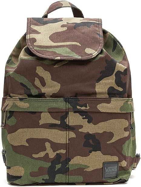 Vans Lakeside Camo School Bag Backpack