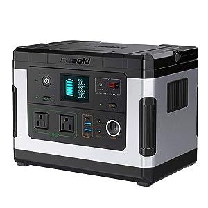 suaoki G500 ポータブル電源