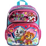 Paw Patrol 'Paw Print Hearts' Deluxe Toddler 12 Inch Backpack