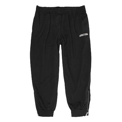 Lavecchia Pantalon de jogging/loisirs extra-large, noir, dans les tailles 4-8XL
