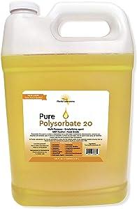 1 Gallon Polysorbate 20 Food Grade Kosher