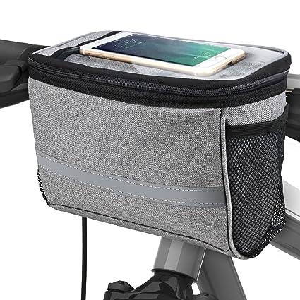Amazon.com: BicycleStore, bolsa tipo canastilla para ...
