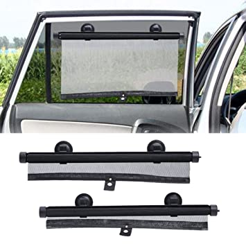 Universal Auto Seitenfenster Sonnenschutz Protector Auto Shade