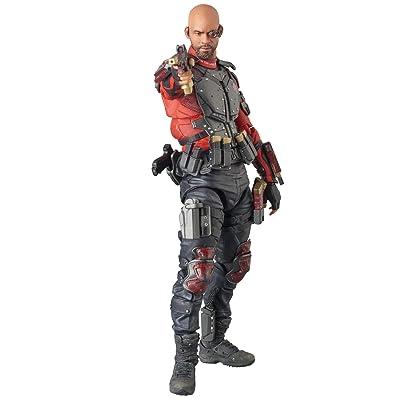 Medicom Suicide Squad: Deadshot MAF Ex Action Figure: Medicom: Toys & Games