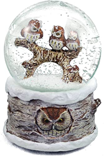 MindWare Make Your Own Glitter Snow Globes and Photo Snow Globes Set of 2