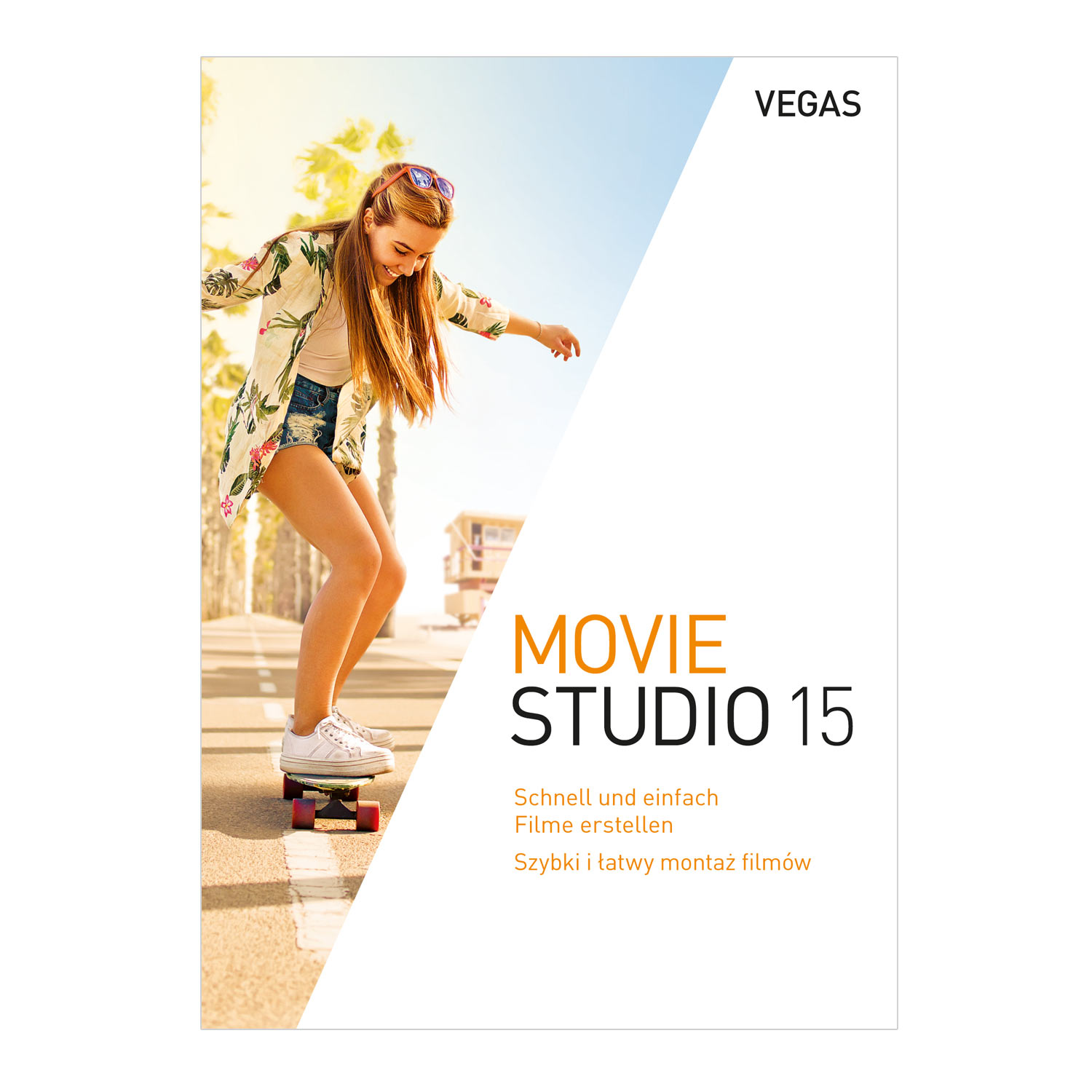 VEGAS Movie Studio 15 – Easily create breathtaking videos [Download]