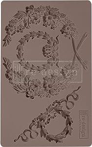 PRIMA MARKETING INC Redesign Mould 5X8 WTH, Laurel Wreath