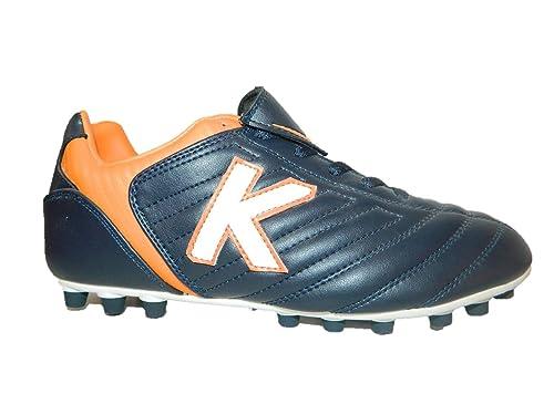 Kelme Zapatillas Fútbol Sala Hombre Color Marino Orange: Amazon.es: Zapatos y complementos
